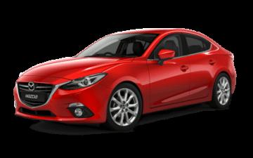 Забронировать Mazda 3 АКПП 2018г