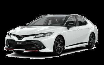 Забронировать Toyota Camry 2021г.