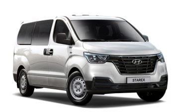 Забронировать Hyundai Starex АКПП 2017г
