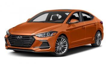 Забронировать Hyundai Elantra АКПП 2018г