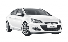 Opel Astra АКПП 2015г