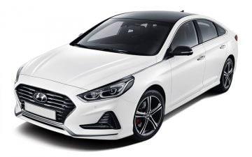 Забронировать Hyundai Sonata АКПП 2018г
